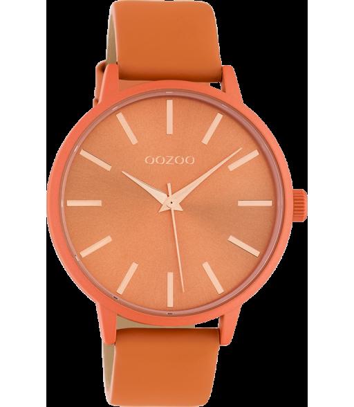 OOZOO Uhr unisex orange/orange