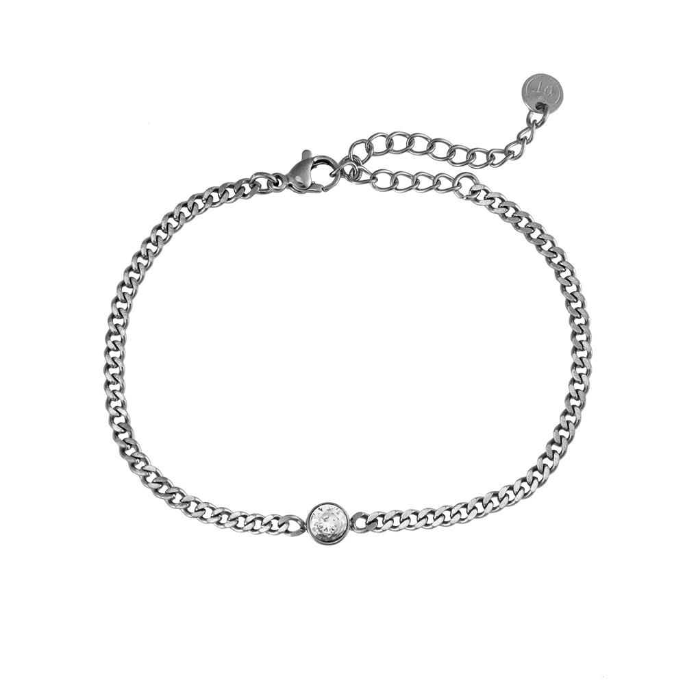 Armband Glitzerstein