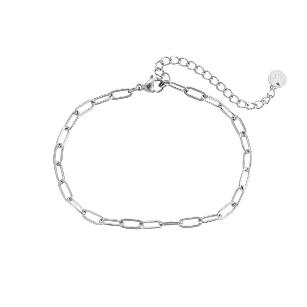 Armband fein round chain