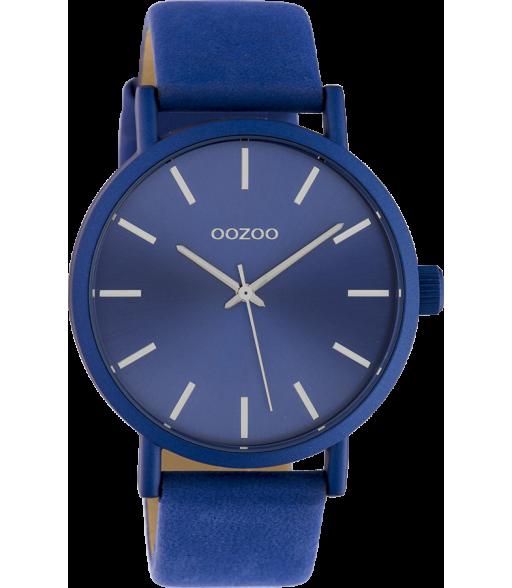 Oozoo Uhr unisex blau/blau