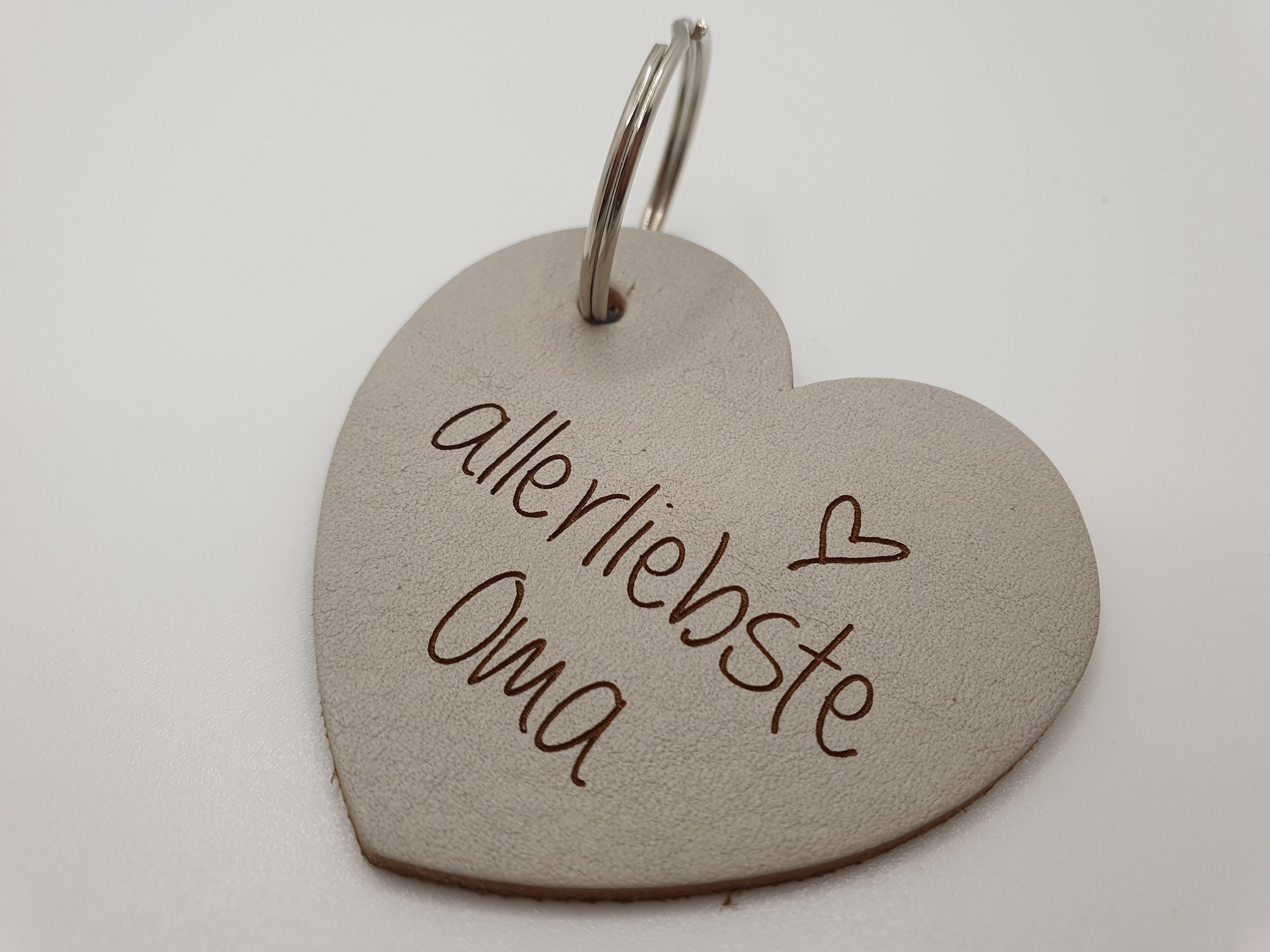 Schlüsselanhänger allerliebste Oma