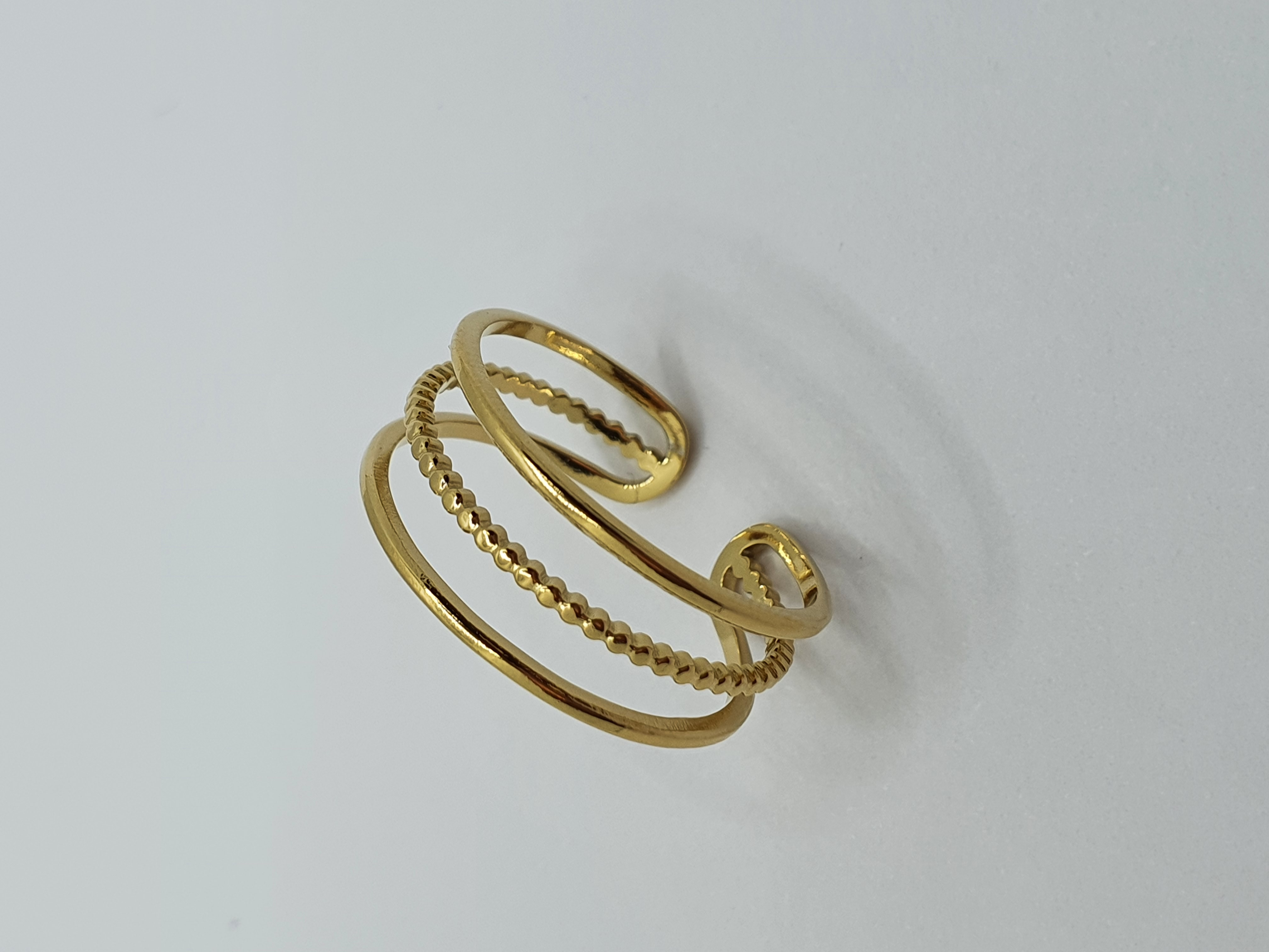 Ring 3 reihig